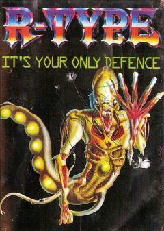 Jaquette de R-Type ZX Spectrum