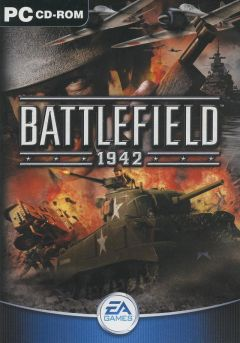 Jaquette de Battlefield 1942 PC