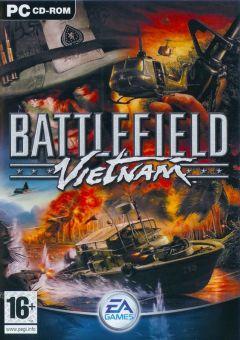 Jaquette de Battlefield Vietnam PC