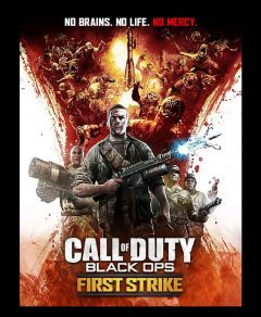 Jaquette de Call of Duty : Black Ops - First Strike Xbox 360