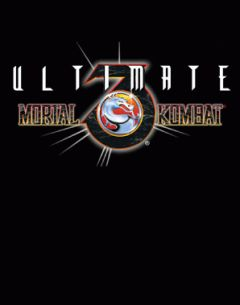 Jaquette de Ultimate Mortal Kombat 3 Arcade