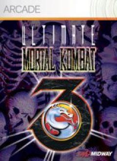 Jaquette de Ultimate Mortal Kombat 3 Xbox 360