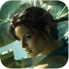 Jaquette de Lara Croft and the Guardian of Light iPhone, iPod Touch