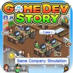 Jaquette de Game Dev Story iPhone, iPod Touch