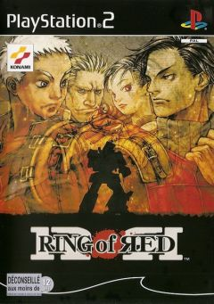 Jaquette de Ring of Red PlayStation 2
