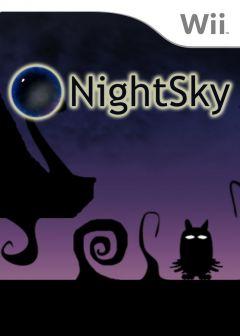 Jaquette de NightSky Wii