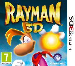 Jaquette de Rayman 3D Nintendo 3DS