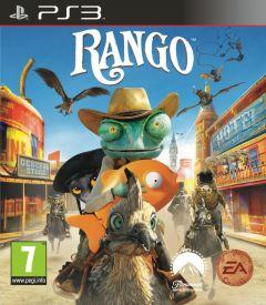 Jaquette de Rango PlayStation 3