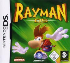 Jaquette de Rayman DS DS