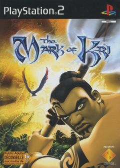 Jaquette de The Mark of Kri PlayStation 2