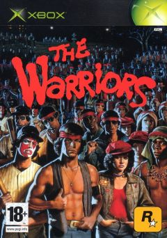 Jaquette de The Warriors Xbox