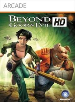 Jaquette de Beyond Good & Evil HD Xbox 360