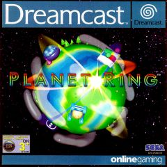 Jaquette de Planet Ring Dreamcast