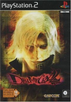 Jaquette de Devil May Cry 2 PlayStation 2