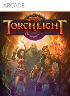 Jaquette de Torchlight Xbox 360
