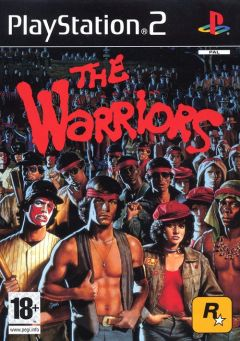 Jaquette de The Warriors PlayStation 2