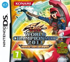 Jaquette de Yu-Gi-Oh! 5D's World Championship 2011 : Over the Nexus DS