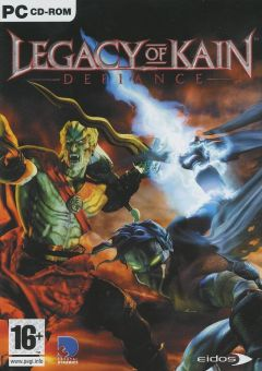 Jaquette de Legacy of Kain : Defiance PC