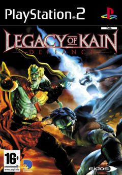 Jaquette de Legacy of Kain : Defiance PlayStation 2