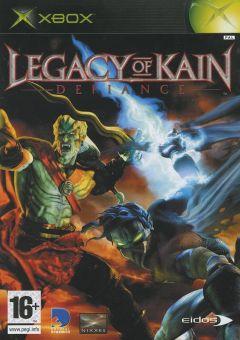 Jaquette de Legacy of Kain : Defiance Xbox