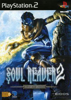 Jaquette de Soul Reaver 2 PlayStation 2