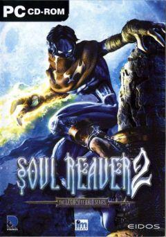 Jaquette de Soul Reaver 2 PC