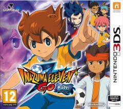 Jaquette de Inazuma Eleven Go Ombre Nintendo 3DS