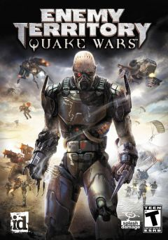 Jaquette de Enemy Territory : Quake  Wars PC