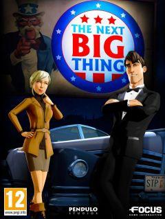 Jaquette de The Next BIG Thing Mac