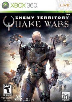 Jaquette de Enemy Territory : Quake  Wars Xbox 360