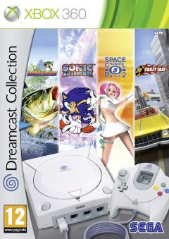 Jaquette de Dreamcast Collection Xbox 360