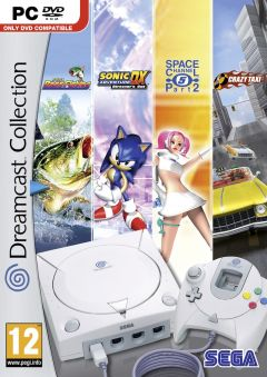 Jaquette de Dreamcast Collection PC