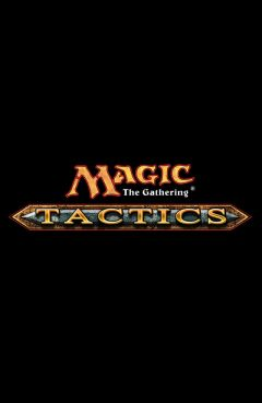 Jaquette de Magic : The Gathering - Tactics PC