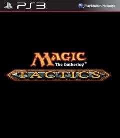 Jaquette de Magic : The Gathering - Tactics PlayStation 3