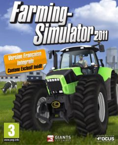 Jaquette de Farming Simulator 2011 Mac