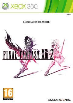 Jaquette de Final Fantasy XIII-2 Xbox 360