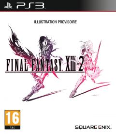Jaquette de Final Fantasy XIII-2 PlayStation 3