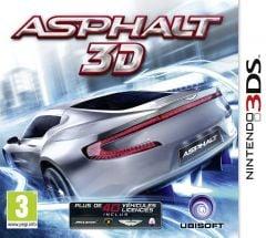 Jaquette de Asphalt 3D Nintendo 3DS