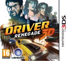 Jaquette de Driver Renegade 3D Nintendo 3DS