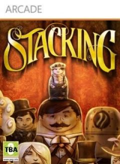 Jaquette de Stacking Xbox 360