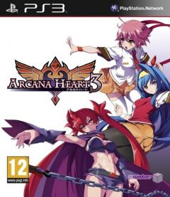 Jaquette de Arcana Heart 3 PlayStation 3