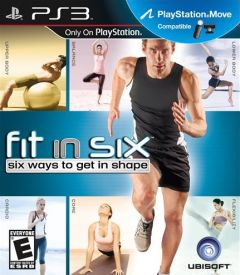 Jaquette de Fit in Six PlayStation 3