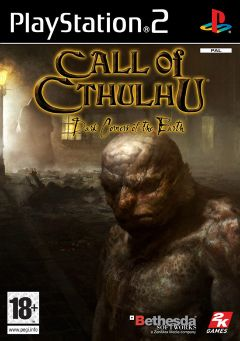 Jaquette de Call of Cthulhu : Dark Corners of the Earth PlayStation 2