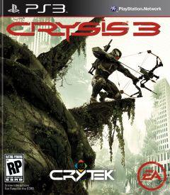 Jaquette de Crysis 3 PlayStation 3