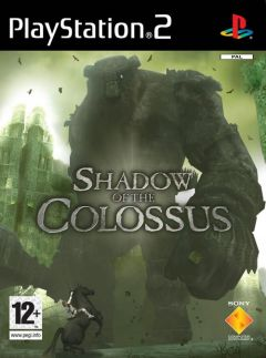 Jaquette de Shadow of the Colossus PlayStation 2