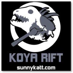 Jaquette de Koya Rift PC