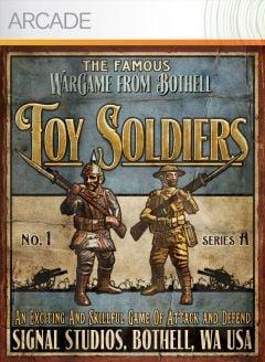 Jaquette de Toy Soldiers Xbox 360