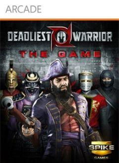 Jaquette de Deadliest Warrior : The Game Xbox 360