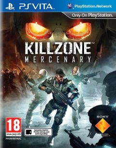 Jaquette de Killzone : Mercenary PS Vita