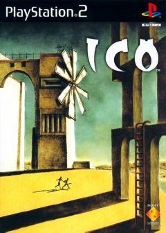 Jaquette de ICO PlayStation 2